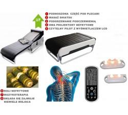 Łóżko Masujące Gateway, do masażu ciała, stóp, placów, karku