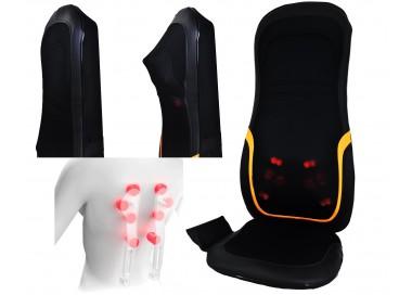 Mata masująca 3D, do masażu pleców, ciała, masażer Shiatsu,